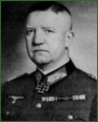 Portrait of Colonel-General Friedrich Fromm