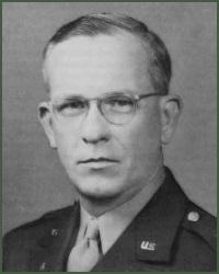 Biography of Major-General Frank Needham Roberts (1897 – 1975), USA
