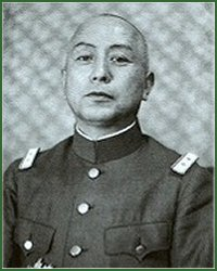 Portrait of General Yoshijiro Umezu